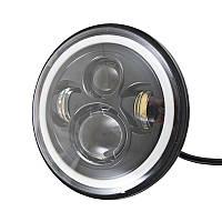 Светодиодная фара Белавто BOL0160 линзованная 4 LED*5W ближний /дальний 177x93mm 4320 Lm / 2160 Lm