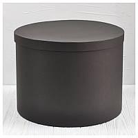 Шляпная круглая коробка d= 40 h=30 см