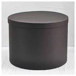 Шляпная круглая коробка d= 40 h=40 см