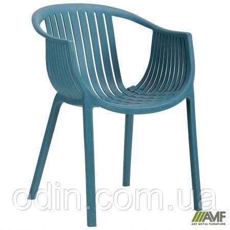 Кресло Crocus PL Тёмно бирюзовый 520666