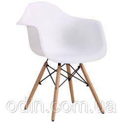 Кресло Salex PL Wood Белый 520664