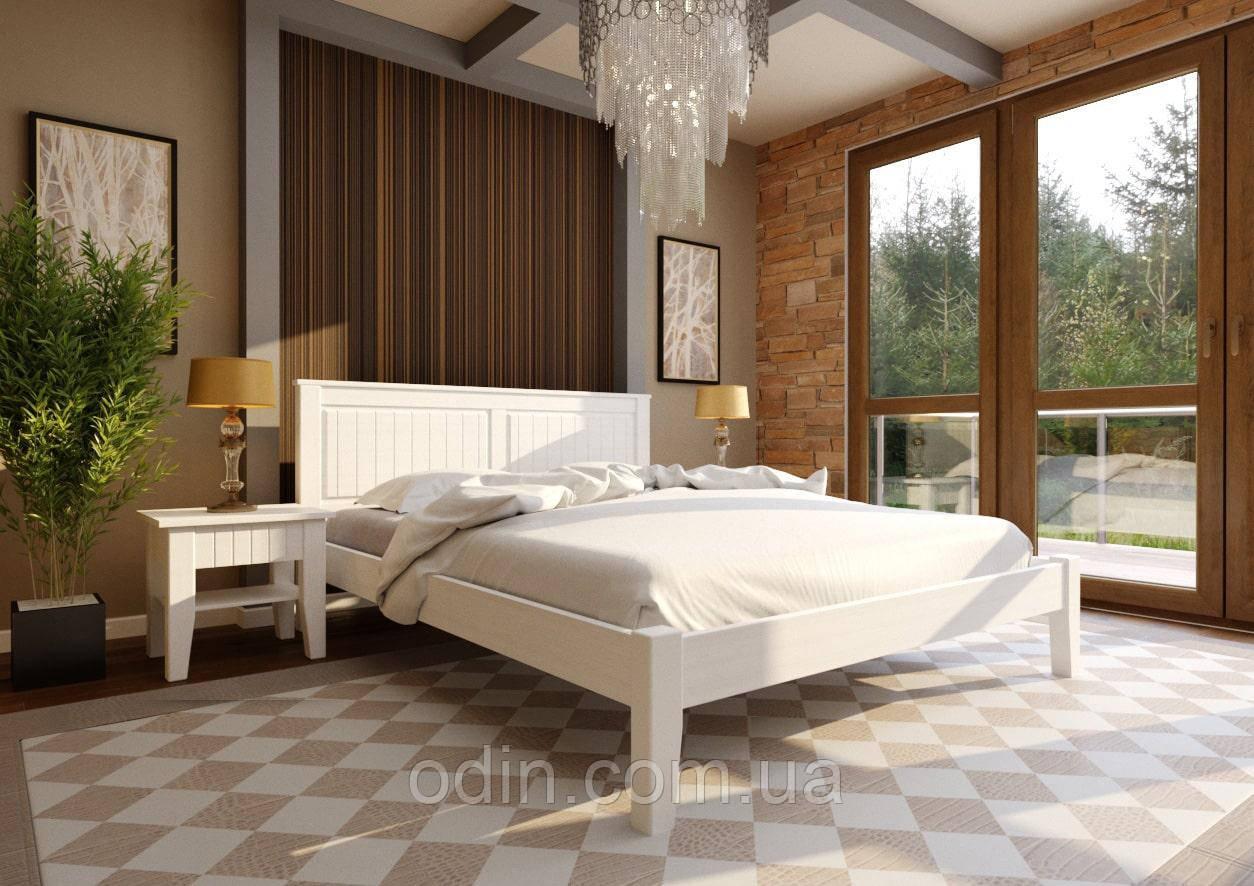 Кровать Глория низкое изножье ЧДК