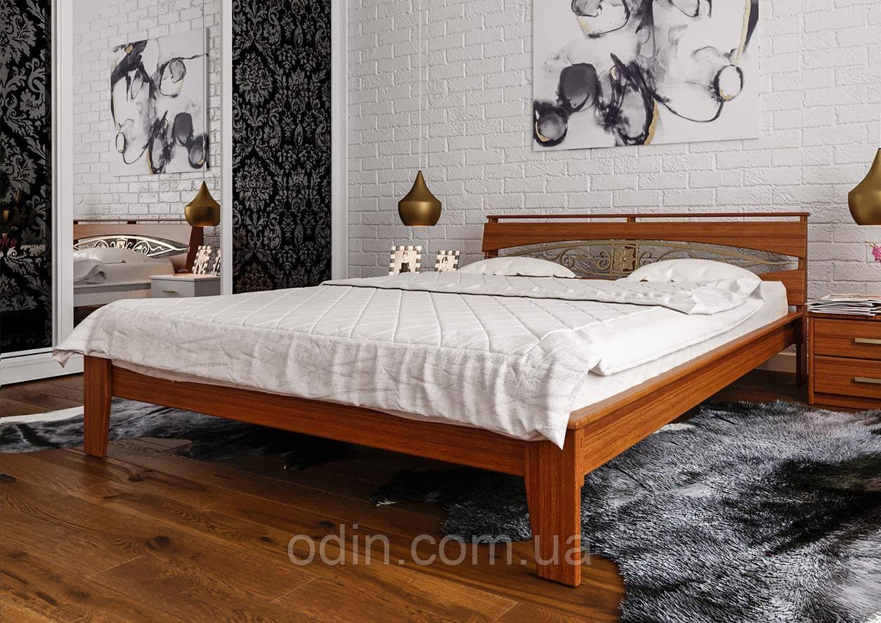 Кровать Венеция ковка ЧДК