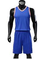 Баскетбольна форма ElitSport Seltic (синя)