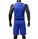 Баскетбольная форма ElitSport Seltic (синяя), фото 3