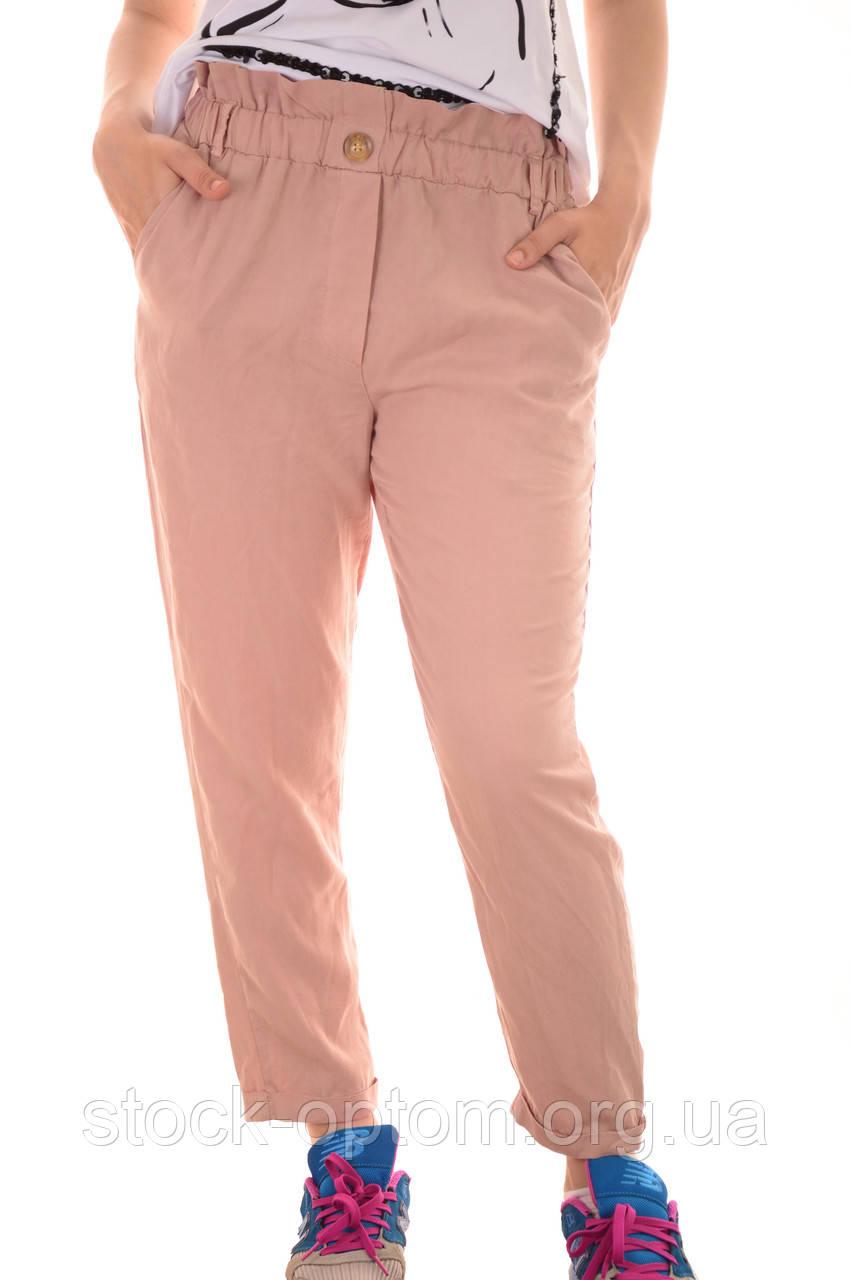 Брюки женские вискозные Pronto moda оптом Made in Italy лот3шт, фото 1