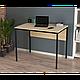 Письменный стол L-2p mini Loft design, фото 2