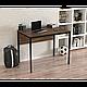 Письменный стол L-2p mini Loft design, фото 3