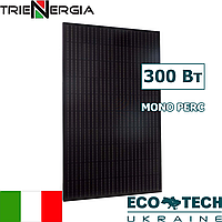 Солнечная панель Trienergia TRI300BC‐BB монокристалл, фото 1