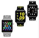 Смарт-годинник Smart Watch Lemfo LF07 plus (DM09 plus) black-yellow, фото 6