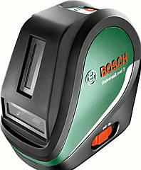 Лазерний рівень нівелір Bosch Універсальний Level 3