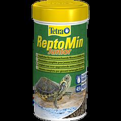 Tetrafauna ReptoMin Junior - корм для молодых водных черепах 250 мл