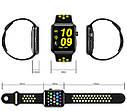 Смарт-годинник Smart Watch Lemfo LF07 plus (DM09 plus) black-gray, фото 5