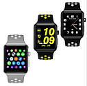 Смарт-часы Smart Watch Lemfo LF07 plus (DM09 plus) black-gray, фото 6