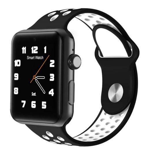 Смарт-часы Smart Watch Lemfo LF07 plus (DM09 plus) black-gray