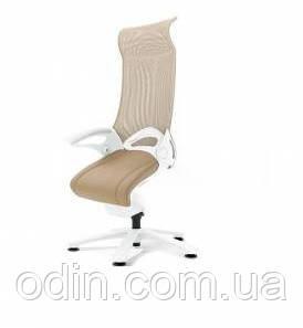 Кресло Samurai Okamura Leopard Mesh + Leather 00102