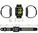 Смарт-часы Smart Watch Lemfo LF07 plus (DM09 plus) silver-white, фото 5