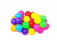 Шарики -мячики для сухого бассейна 80 мм,  40 шт. Бамсик, фото 1