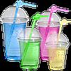 """Пластикові стакани під купольну кришку """"П"""" 300мл 50шт (без кришки), фото 2"""