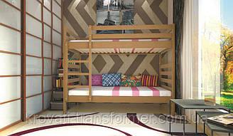 Кровать ТИС Трансформер-1 90*200 сосна