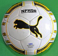 М'яч футбольний ламінований  PU  PM P-37, фото 1