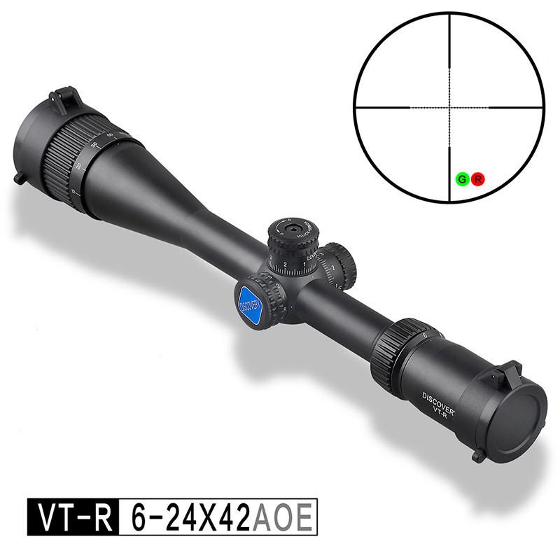 Оптический прицел VT-R 6-24Х42 AOE-DISCOVERY