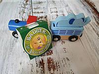 Badger Company, Бальзам для защиты от насекомых с цитронеллой и розмарином (21 г)