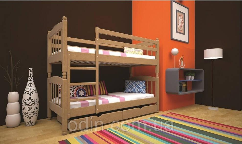 Кровать-трансформер 3 (Тис)
