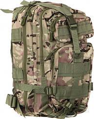 Легкий тактический рюкзак 18 л. ML-Tactic 3D Pack Multicam, BD1891 (Камуфляж).