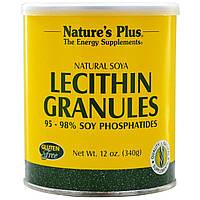 Лецитин (Lecithin) в гранулах Nature's Plus 340г