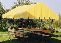 Изготовление прорезиненных ПВХ палаток ,ПВХ беседка