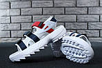 Мужские сандалии Fila (белые) - Унисекс, фото 4