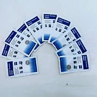 Влажные салфетки Zeiss для iPhone, смартфонов, мобильных телефонов, 10 шт