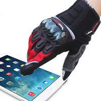 """Перчатки мото, вело и стрелковые """"Mobi Bike"""". Чувствуют сенсорный экран., фото 1"""