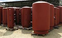 Теплоаккумулирующие баки от 350л до 20000л, теплоаккумулирующие емкости, буферный бак емкость