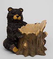 """Садовое кашпо """"Медведь"""" (Sealmark) GG-4483-LF"""