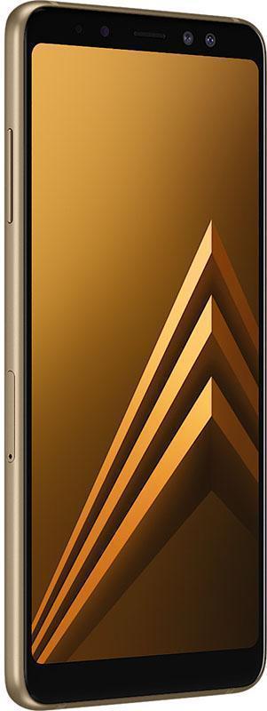 Смартфон Samsung Galaxy A8 2018 4/64GB Gold