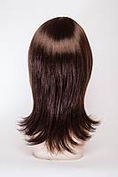 Длинный ровный парик №13,цвет молочный шоколад