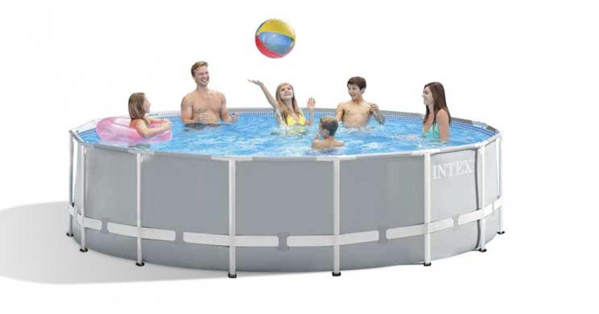 Каркасный бассейн Intex 305х76 см (26700)