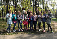 Квесты в Киеве для детей 10 лет от Склянка мрiй