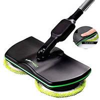 Швабра Super Maid для уборки в доме офисе универсальная аккумуляторная беспроводная