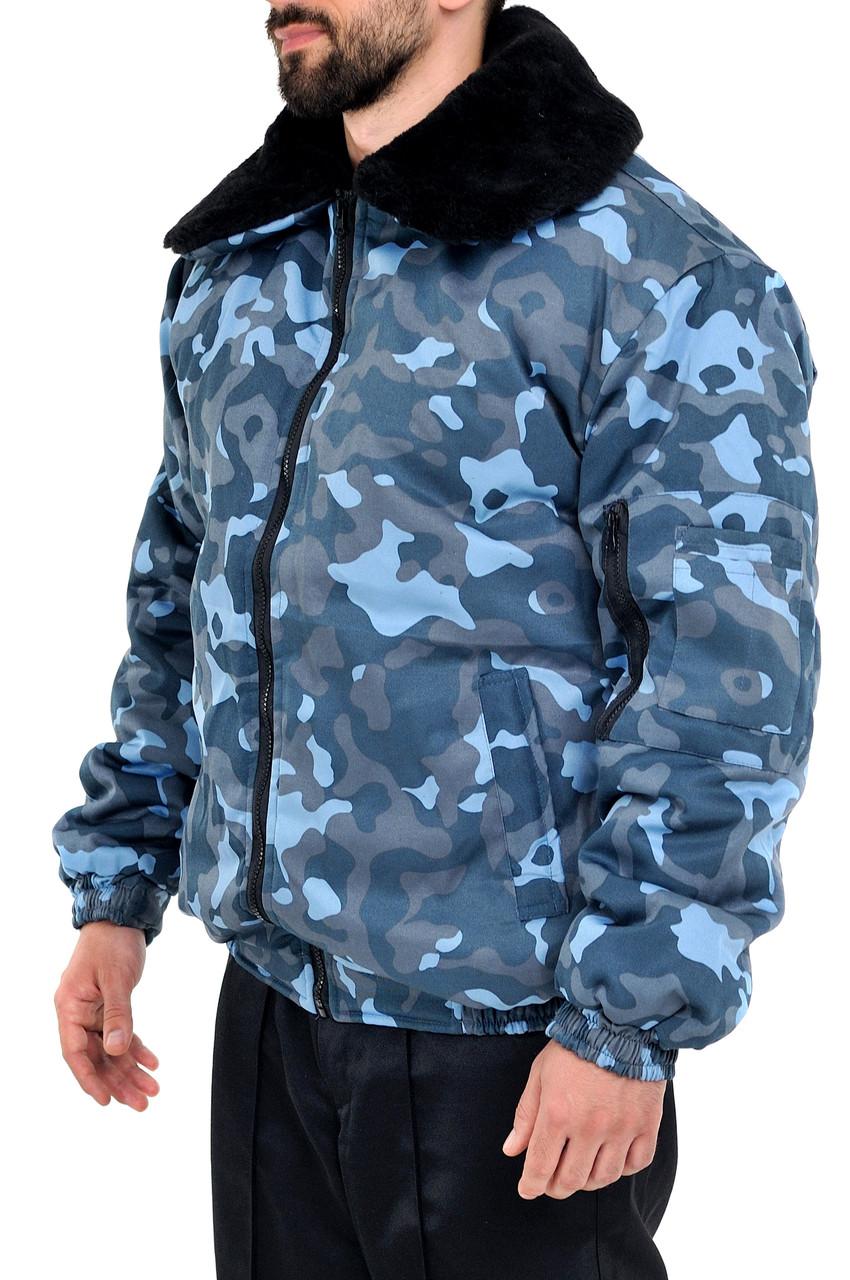 """Куртка охоронця утеплена """"Пілот-До"""""""