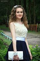 Сказочно красивая, милая и очаровательная Наташа с цветами фрезиями. Огромное спасибо за фото)