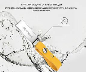 Металлический USB 2.0 флеш накопитель Kodak K122 32Gb, фото 2
