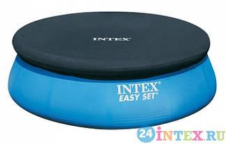Тент для надувного бассейна Easy Set Pools 244 см (Intex 28020)