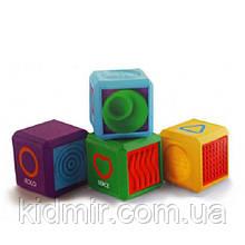 Кубики развивающие Формы Играй и Учись Fisher Price Blocos
