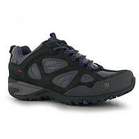Кроссовки Karrimor Ridge eVent Ladies Charcoal/Purple,  (10053151)