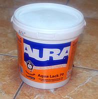 Интерьерный акриловый лак Aqua Lack 70 Aura Eskaro 1 л