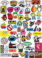 Наклейки Sticker Bomb ST001-3042
