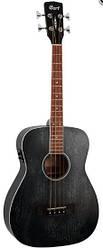 Бас-гитара CORT AB590MF (Black Open Pore) w/bag